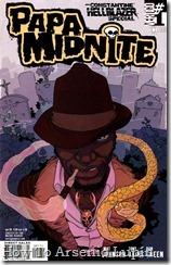 P00001 - Hellblazer - Papa Midnite #1