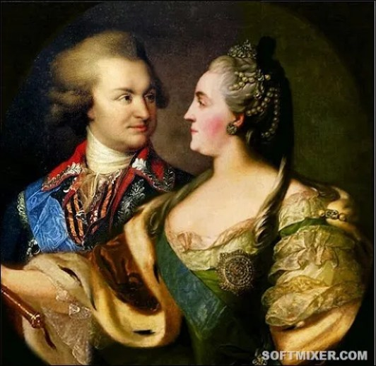 Catherine_II_and_Potemkin_(modern_collage)