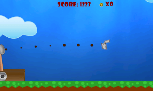 Catapult Toilet screenshot 0