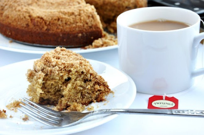 banana coffee cake 096