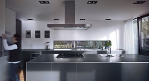 diseño-de-cocina-moderna-color-gris