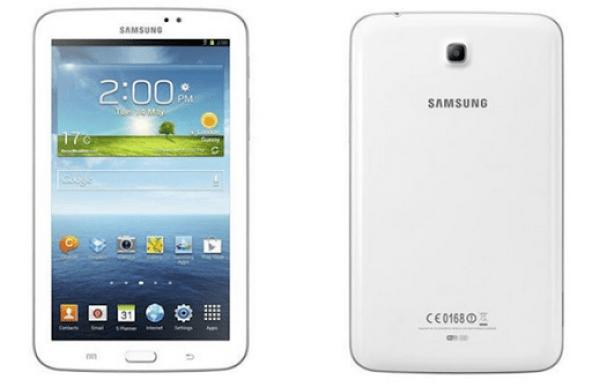 Samsung apresenta Galaxy Tab 3 de 7 polegadas com poucas novidades