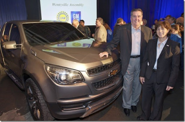 GM Invests $380 Million in Wentzville Assembly