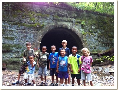 by bridge the gang