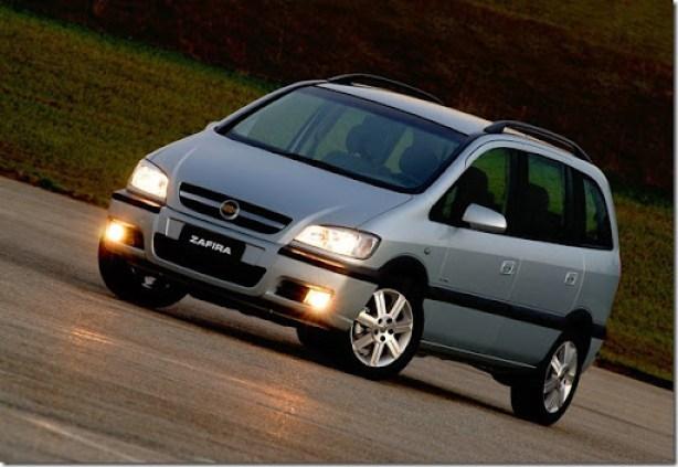 Chevrolet Zafira Elite 2010