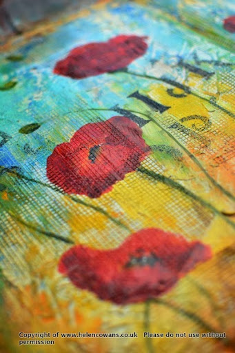 Wk 6 d Poppies Helen Cowans