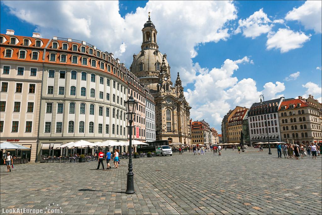 Дрезден, Церковь Фраункирхен
