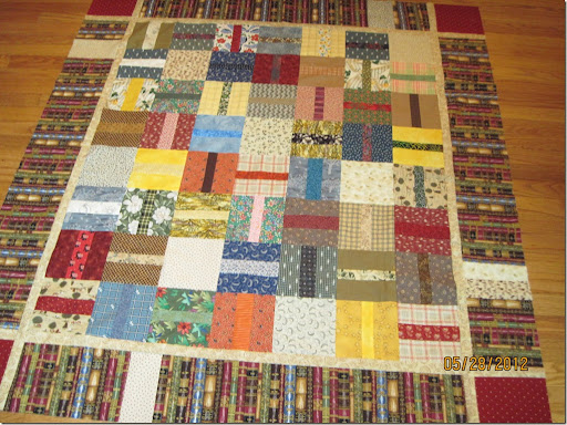 booked quilt 001