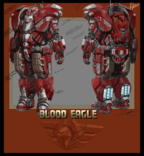 Tribes Ascend Blood Eagle