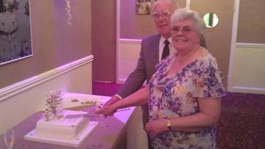 Frank and Helen's Golden Wedding Anniversary