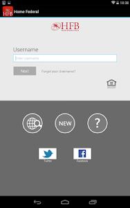 Home Federal Bank screenshot 3