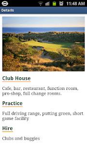Golf Course Guide Aust Edition screenshot 4