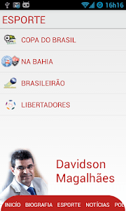 Davidson Magalhães screenshot 2