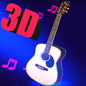 Real 3d guitar live wallpaper apk