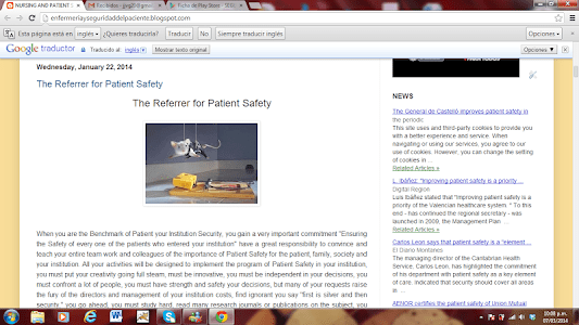 PATIENT SAFETY screenshot 1