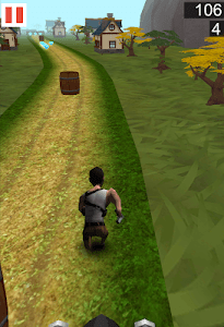 Village Freak Run 3D screenshot 4