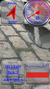 GPS Speed HUD screenshot 2