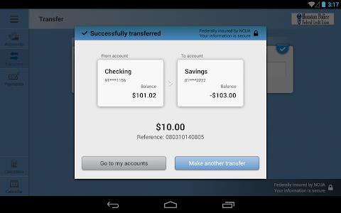 HPFCU for Tablet screenshot 5