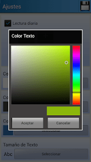 CeluBiblia / La Biblia screenshot 03