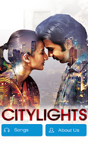 CityLights Movie Songs screenshot 1