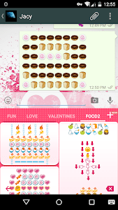 Food Art - Emoji Keyboard🍬🍭 screenshot 0
