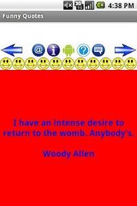 Funny Quotes screenshot 5