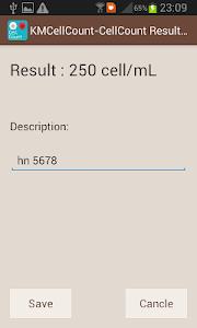 KMCellCount screenshot 4