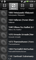 Default Music Player - screenshot thumbnail 01