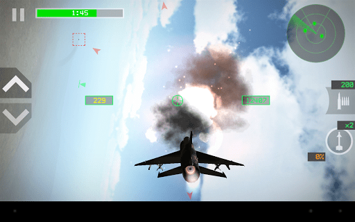 Strike Fighters Israel screenshot 13