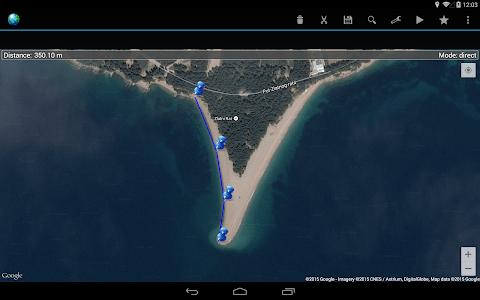 Map Distance Meter screenshot 5