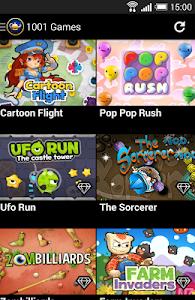 1001 Games screenshot 0