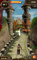 Endless Run Magic Stone - screenshot thumbnail 01