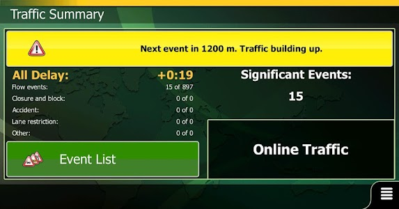 ANS Traffic Android (India) screenshot 1