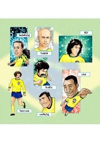 ฟุตบอลโลก(ฉบับการ์ตูน) ตอนที่1 screenshot 1