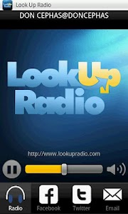 Look Up Radio screenshot 0