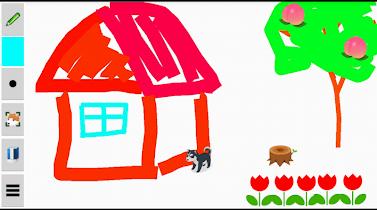 Drawing&Stamps!! free - screenshot thumbnail 06