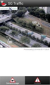 SINGAPORE LIVE TRAFFIC screenshot 5