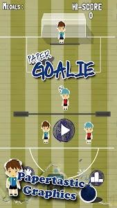 Paper Goalie screenshot 0