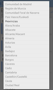 Oposiciones App screenshot 2