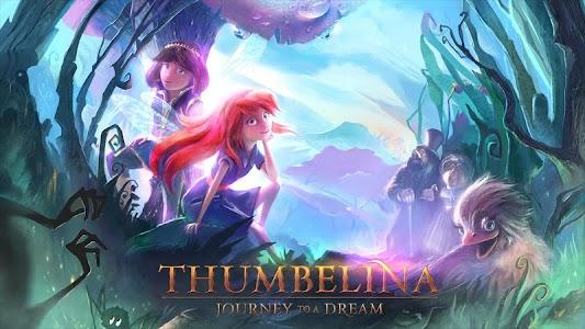 Thumbelina: Journey to a Dream screenshot 0
