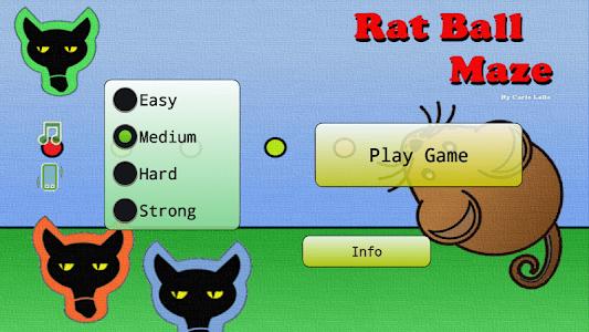 Rat Ball Maze screenshot 14