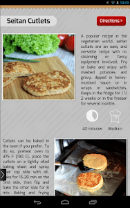 The Vegan Nom Noms Cook App screenshot 7