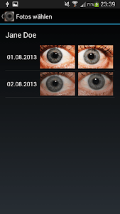 Eye Diagnosis screenshot 0