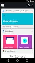 Chrome Browser - Google - screenshot thumbnail 01