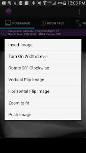 Mobile Dicom Viewer screenshot 2