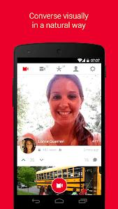 Movy - Video Messaging screenshot 1