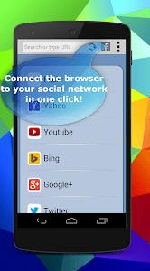 Speed Internet Browser screenshot 3