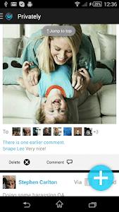 Privately App screenshot 1