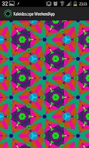 Kaleidoscope WeekendApp screenshot 1