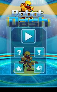 Robot Dash - Robot Boxing screenshot 7